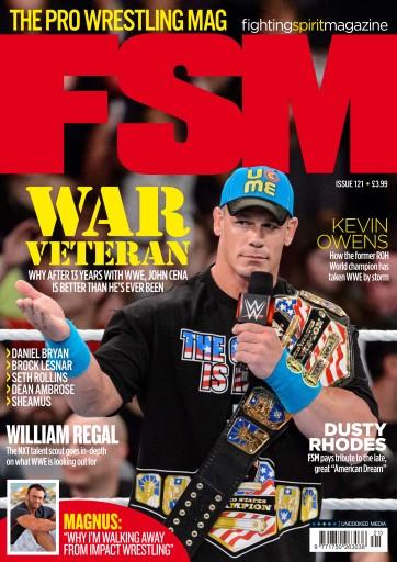 Fighting Spirit Magazine 121