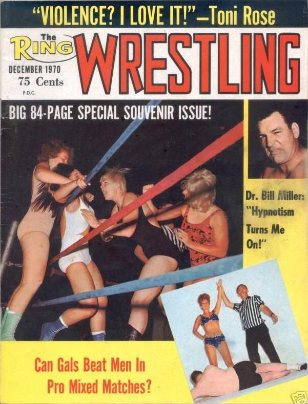 The Ring Wrestling - December 1970