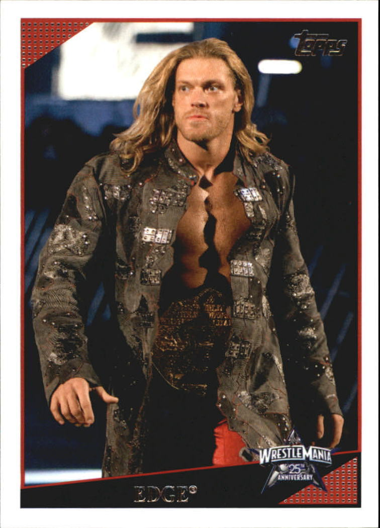 2009 WWE (Topps) Edge (No.85)