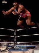 2018 WWE Wrestling Cards (Topps) Big E 11