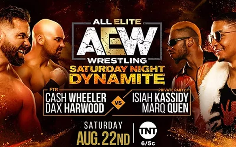 August 22, 2020 AEW Dynamite results