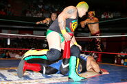 CMLL Sabados De Coliseo (May 18, 2019) 14