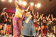Ice Ribbon Risa Sera's 5th Produced Show ~ Extreme Nuclear Battle 1