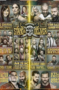 NXT TakeOver Stand & Deliver