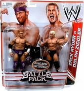 WWE Battle Packs 18 Zack Ryder & Dolph Ziggler
