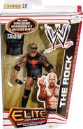 WWE Elite 16 The Rock