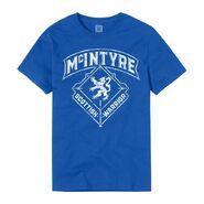 Drew McIntyre Scottish Warrior T-Shirt