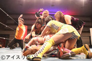 Ice Ribbon Risa Sera's 5th Produced Show ~ Extreme Nuclear Battle 2