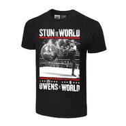 Kevin Owens Stun The World Special Edition T-Shirt