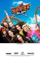 SummerSlam 2013 Poster