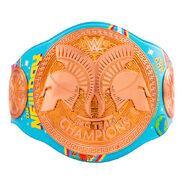 The New Day Tag Team Championship Replica Title Belt