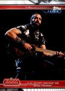 2019 WWE Road to WrestleMania Trading Cards (Topps) Elias 25