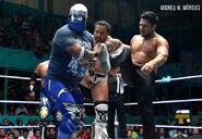 CMLL Lunes Arena Puebla 5-1-17 7