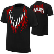 Finn Bálor Catch Your Breath Youth Authentic T-Shirt