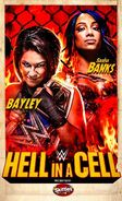 Hell in a Cell 2020 poster