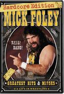 Mick Foley - Greatest Hits & Misses Hardcore Edition DVD