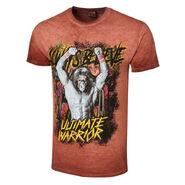 Ultimate Warrior Always Believe Mineral Wash T-Shirt