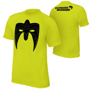 Ultimate Warrior Parts Unknown Neon T-Shirt