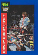 1991 WWF Classic Superstars Cards Rowdy Roddy Piper 31