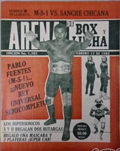 Box y Lucha 1383
