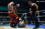 CMLL Lunes Arena Puebla 5-1-17 6