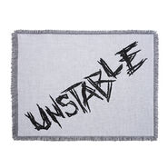 Dean Ambrose Unstable Jacquard Throw Blanket