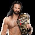 Drew McIntyre WWE Champ