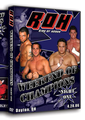 ROH Weekend of Champions (Night One)