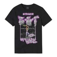Bianca Belair Strong-EST Of WWE Authentic T-Shirt