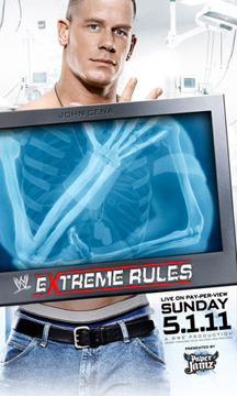 Extreme Rules 2011