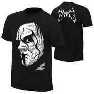 Sting Silent Warrior T-Shirt