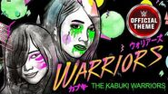 The Kabuki Warriors - Warriors (Entrance Theme)