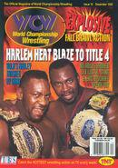 WCW Magazine - December 1995