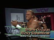 February 13, 1993 WCW Saturday Night 3