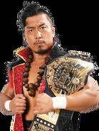 Takagi IWGP World Champ