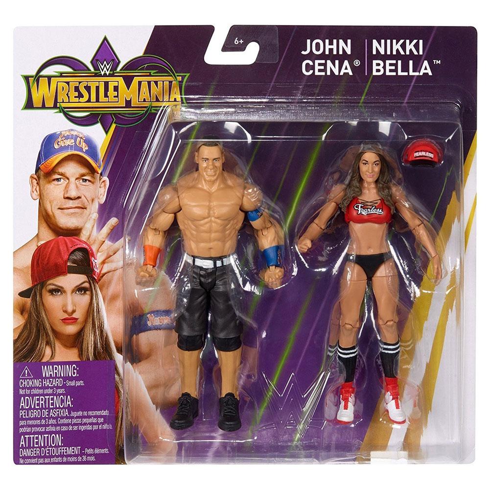 "WWE Battle Packs ""WrestleMania 34"""