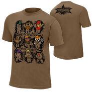 WrestleMania 30 Voodoo Dolls T-Shirt