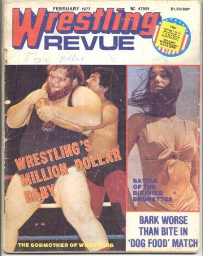 Wrestling Revue - February 1977