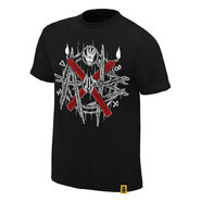 Aleister Black AXB Authentic T-Shirt