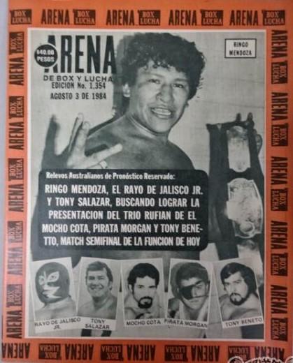 Box y Lucha 1354