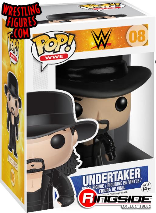 The Undertaker - Pop WWE Vinyl (Series 2)