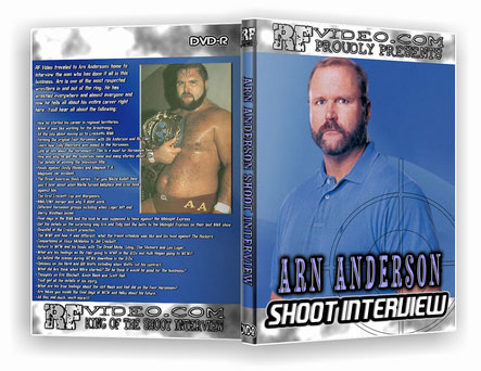 Shoot with Arn Anderson