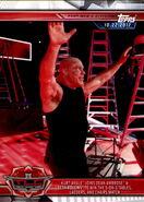 2019 WWE Road to WrestleMania Trading Cards (Topps) Kurt Angle 7