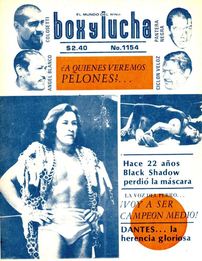Box y Lucha 1154