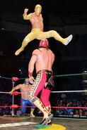 CMLL Domingos Arena Mexico (August 11, 2019) 22