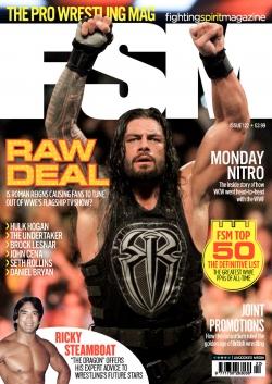 Fighting Spirit Magazine 122