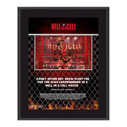 Randy Orton Hell In A Cell 2020 10x13 Commemorative Plaque