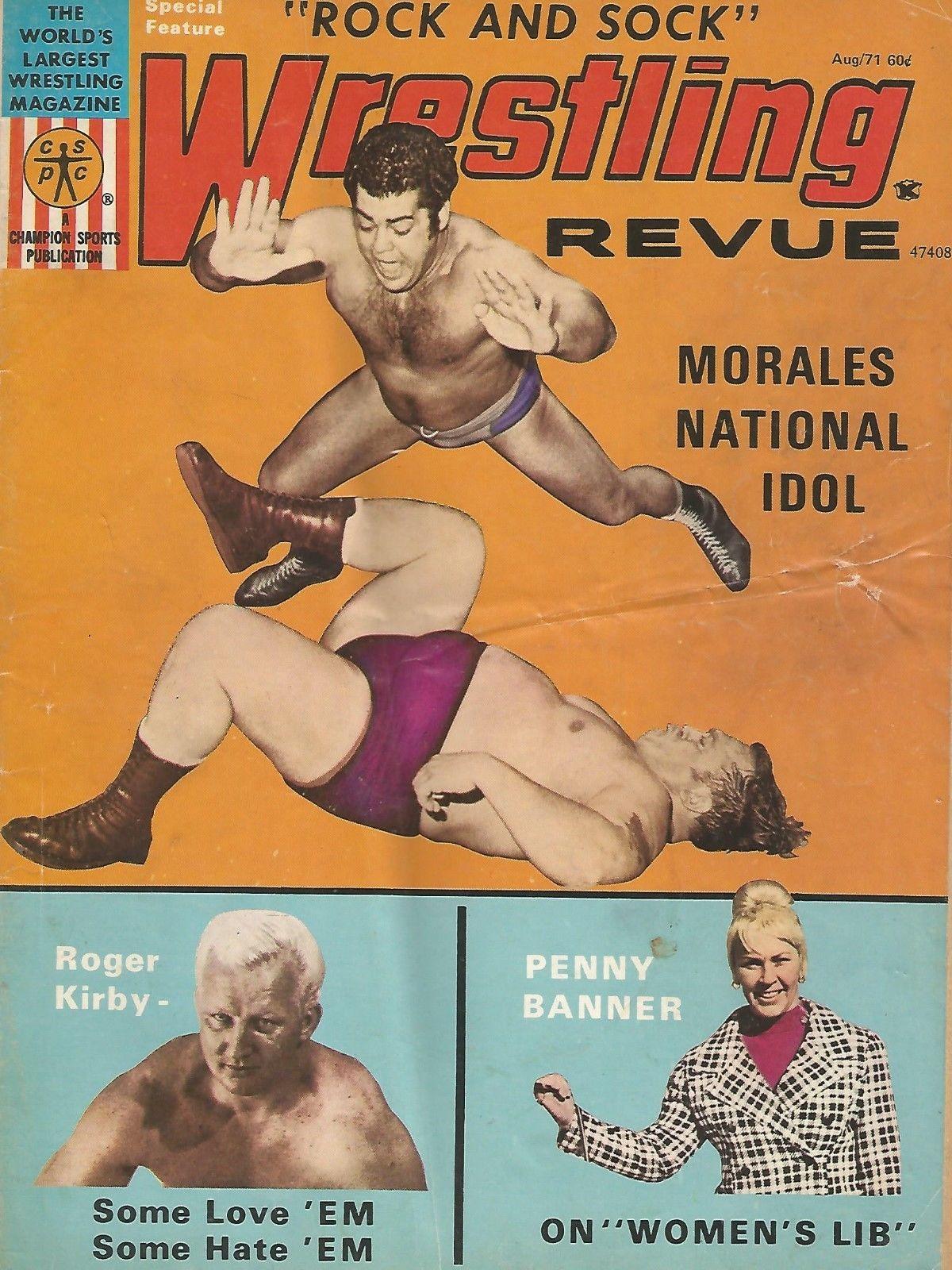 Wrestling Revue - August 1971