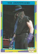 1995 WWF Wrestling Trading Cards (Merlin) Undertaker 147