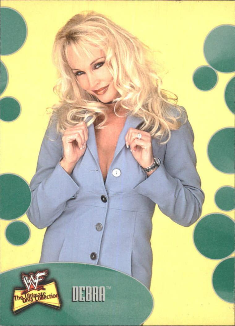2001 WWF The Ultimate Diva Collection (Fleer) Debra (No.2)